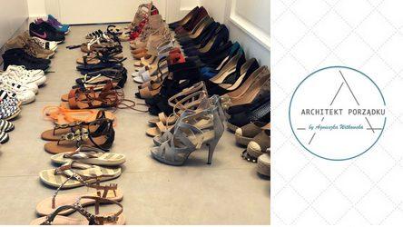 Takie porządki to przyjemność – buty !