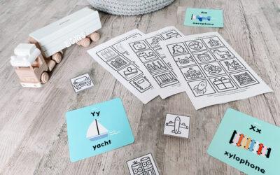Etykiety graficzne do dziecięcego pokoju
